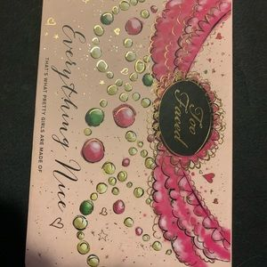 Too faced everything nice palette